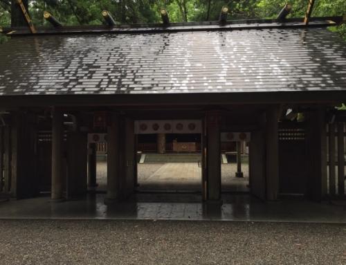 宮崎マンゴーを訪ねて・・・ その2『天岩戸神社』 観光編