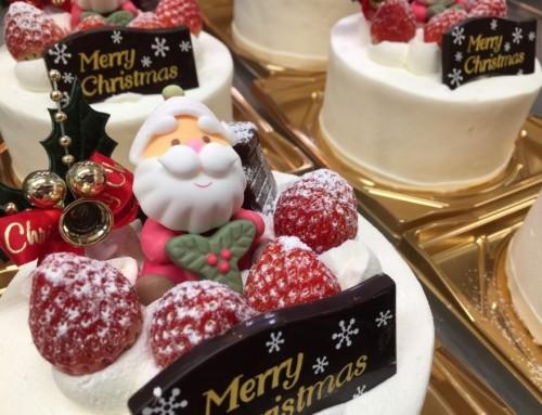 レ・シューより Merry Christmas ♪
