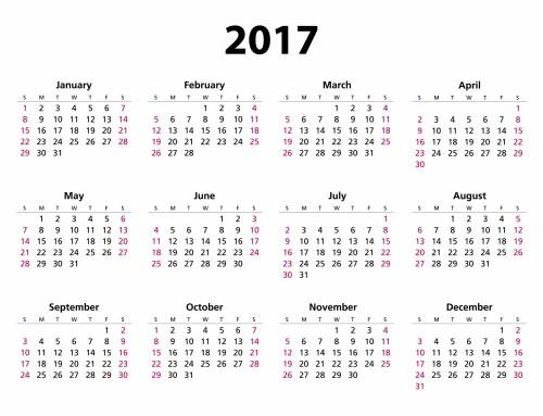 レ・シュー/イベントカレンダー