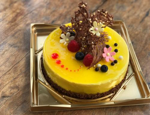 シェフの気まぐれケーキ