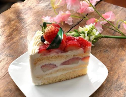 今月22日のスペシャルショートケーキの日は!!