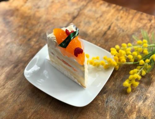今月のスペシャルショートケーキ!