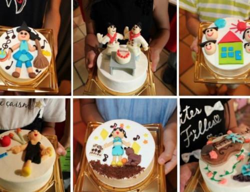 今年の夢ケーキは、湘南モノレールさんとのコラボレーション