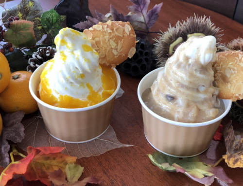季節のソフトクリーム