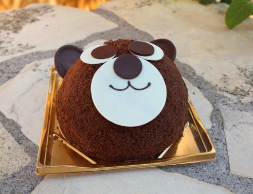 動物のケーキ