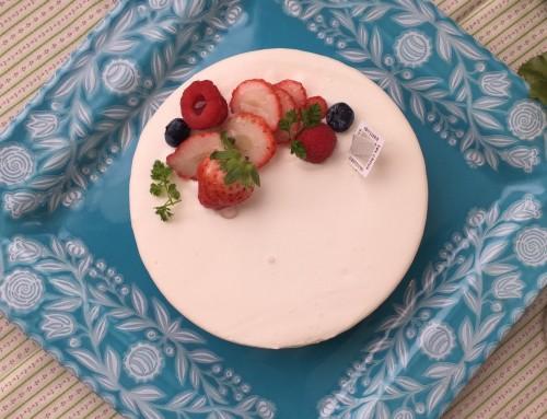 ご予約:レアチーズケーキ